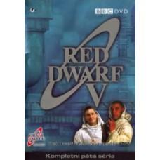ČERVENÝ TRPASLÍK / RED DWARF - 5.SÉRIE