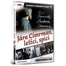 JARA CIMRMAN, LEŽÍCÍ, SPÍCÍ - FILM