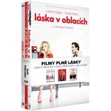 FILMY PLNÉ LÁSKY_LÁSKA V OBLACÍCH, LÁSKA VŠEMI DESETI, SEX V PAŘÍŽI - FILM