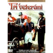 TŘI VETERÁNI - FILM