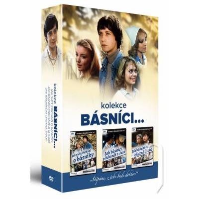 BÁSNÍCI KOLEKCE 1-3 - FILM