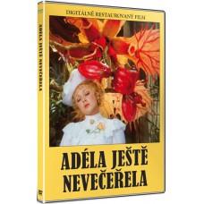 ADÉLA JEŠTĚ NEVEČEŘELA - FILM