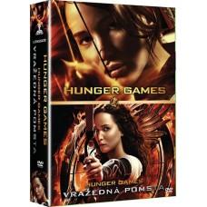 Hunger Games 2DVD Hunger Games + Hunger Games 2