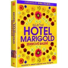 BÁJEČNÝ HOTEL MARIGOLD 1+2
