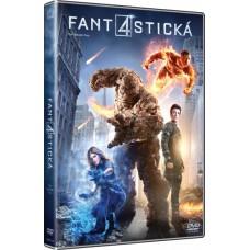 FANTASTICKÁ ČTYŘKA - FILM