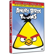 ANGRY BIRDS TOONS 1 (BIG FACE)