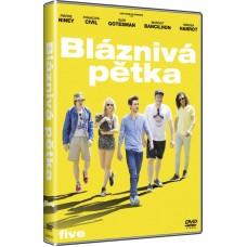 BLÁZNIVÁ PĚTKA - FILM