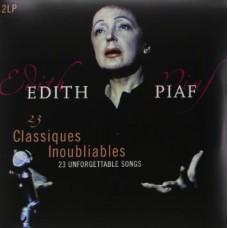 PIAF EDITH - 23CLASSIQUESINOUBLIABLES