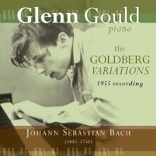 BACH / GOULD, GLENN - GOLDBERG VARIATIONS (1955 recording)