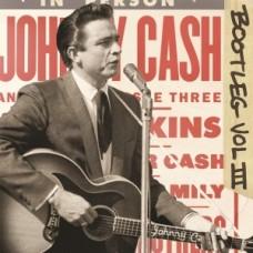 CASH JOHNNY - BOOTLEG VOL.3/180G