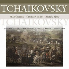 TCHAIKOVSKY P.I. - 1812OVERTURE/CAPRICIOITALIEN/MARCHESLAVE