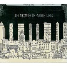 ALEXANDER JOEY - MY FAVORITE THINGS