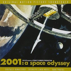 2001:A SPACE ODYSSEY - O.S.T.