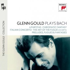 Bach, J.S. - Glenn Gould Plays Bach