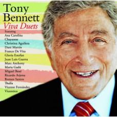 BENNETT TONY - VIVA DUETS