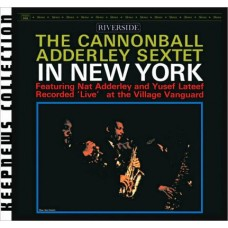 ADDERLEY CANNONBALL - IN NEW YORK