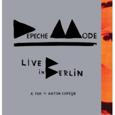 DEPECHE MODE - LIVE IN BERLIN 2DVD+3CD