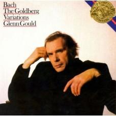 BACH J.S. - GOLDBERGVARIATIONS/GLENNGOULD1981/180G