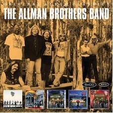 ALLMAN BROTHERS BAND - ORIGINAL ALBUM CLASSIC