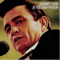 CASH JOHNNY - ATFOLSOMPRISON/180G
