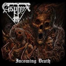 ASPHYX - INCOMING DEATH (2016) -HQ-