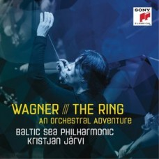 WAGNER R. - RING/AN ORCHESTRAL ADVENTURE