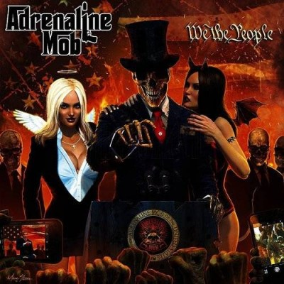 ADRENALINE MOB - WETHEPEOPLE