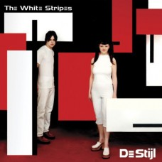 WHITE STRIPES - DE STIJL (US VERSION)