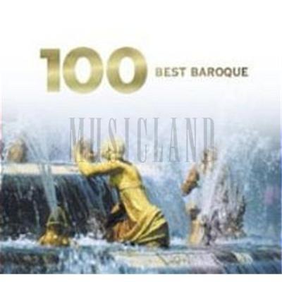100 BEST BAROQUE - V.A.