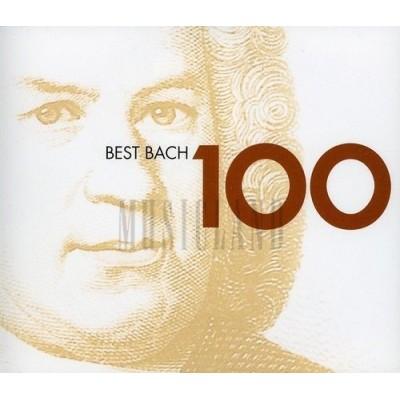 100 BEST BACH - V.A.