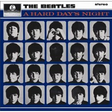 BEATLES - HARD DAY'S NIGHT/180G