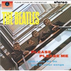 BEATLES - PLEASE PLEASE ME/180G