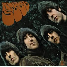 BEATLES - RUBBER SOUL/180G