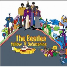 BEATLES - YELLOW SUBMARINE/180G