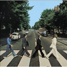 BEATLES - ABBEY ROAD/180G
