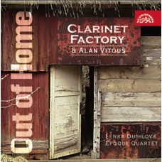 CLARINET FACTORY/VITOUŠ - OUT OF HOME