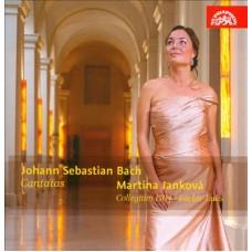 Bach / Janková Martina, Collegium 1704 - Kantáty
