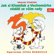 Bohdalová Jiřina - Čtvrtek : Jak si Křemílek a Vochomůrk
