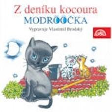 Brodský Vlastimil - Z deníku kocoura Modroočka / Kolář