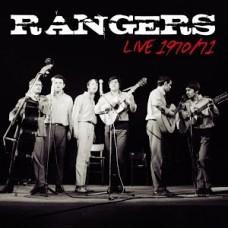 RANGERS - LIVE70-71