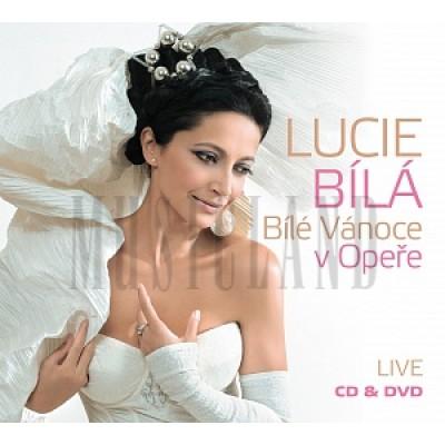 BÍLÁ LUCIE - BÍLÉVÁNOCEVOPEŘE/LIVE