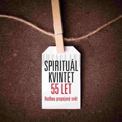 SPIRITUÁL KVINTET - 55LET_JUBILEJNÍKOMPLET