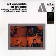 ART ENSEMBLE OF CHICAGO - JACKSON IN YOUR HOUSE /A.A.C.M, GREAT BLACK MUSIC